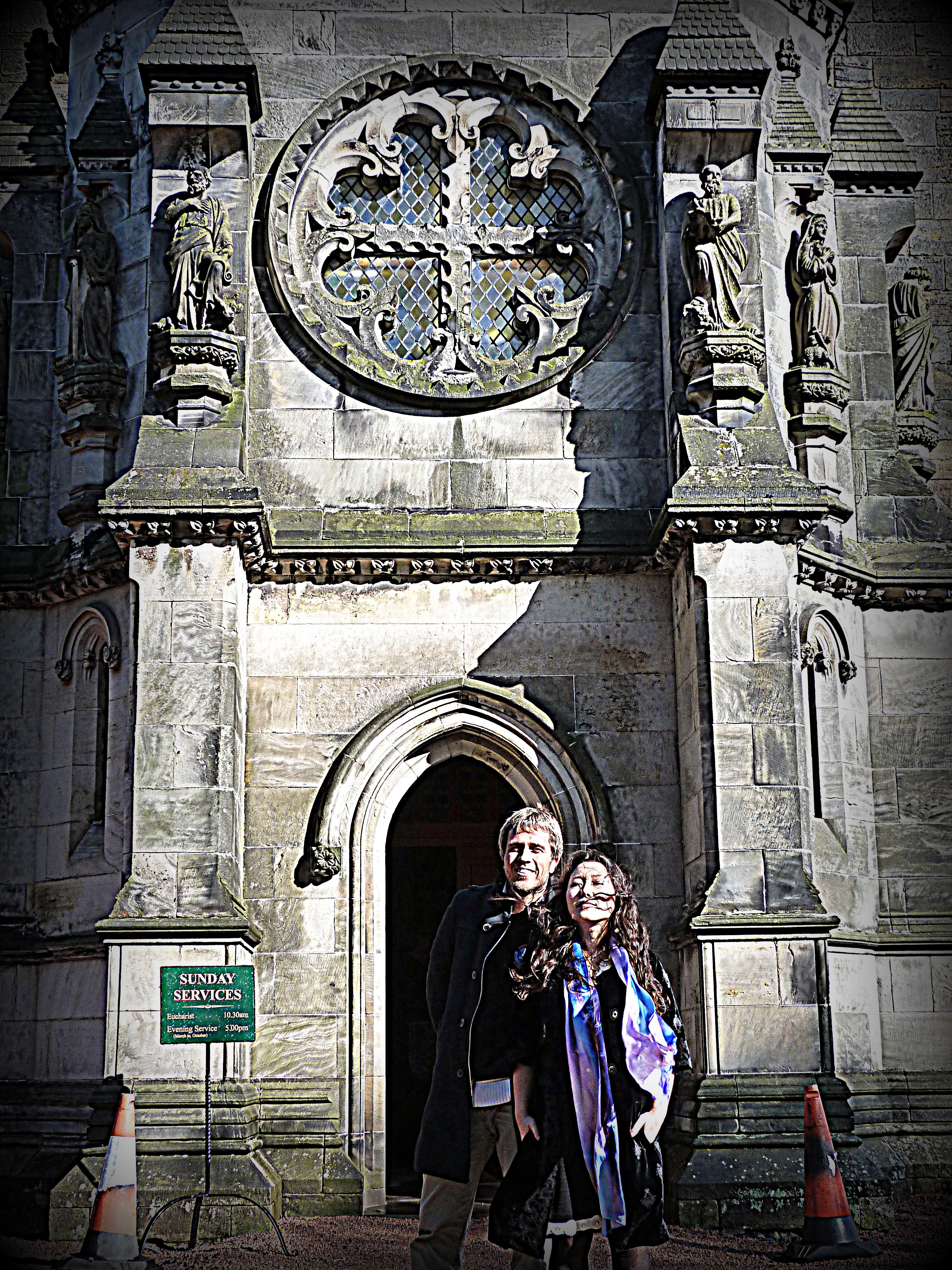 Rosslyn Chapel Scotland